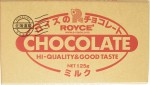 Royce' japanische Milchschokolade