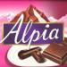Alpia Zartbitter Schokolade