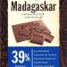 Arko Madagaskar Edelvollmilch, 39%