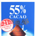 Lindt Excellence 55% Milch Chocolade