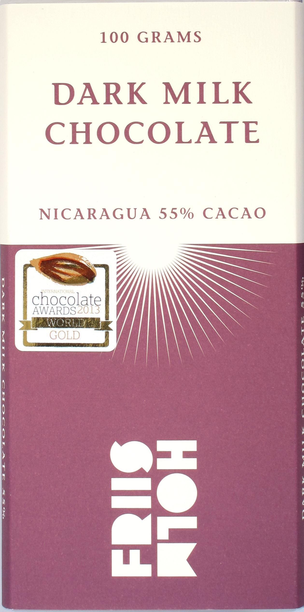 Cover: Friis Holm 55% Milchschokolade