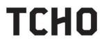 TCHO logo black