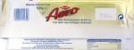 Rückseite Aero Zart-Weisse Schokolade