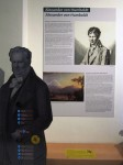 Alexander von Humboldt Ausstellungsstück