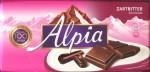 """Alpia-Schokoladentafel """"Zartbitter"""""""