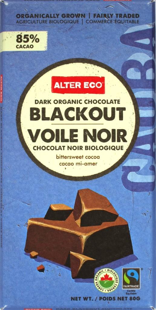 Alter Eco Bio-Fairtrade-Schokolade 85%