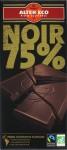 Alter Eco 75% Bitterschokolade