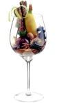 Dornfelder Wein und seine Fruchtaromen