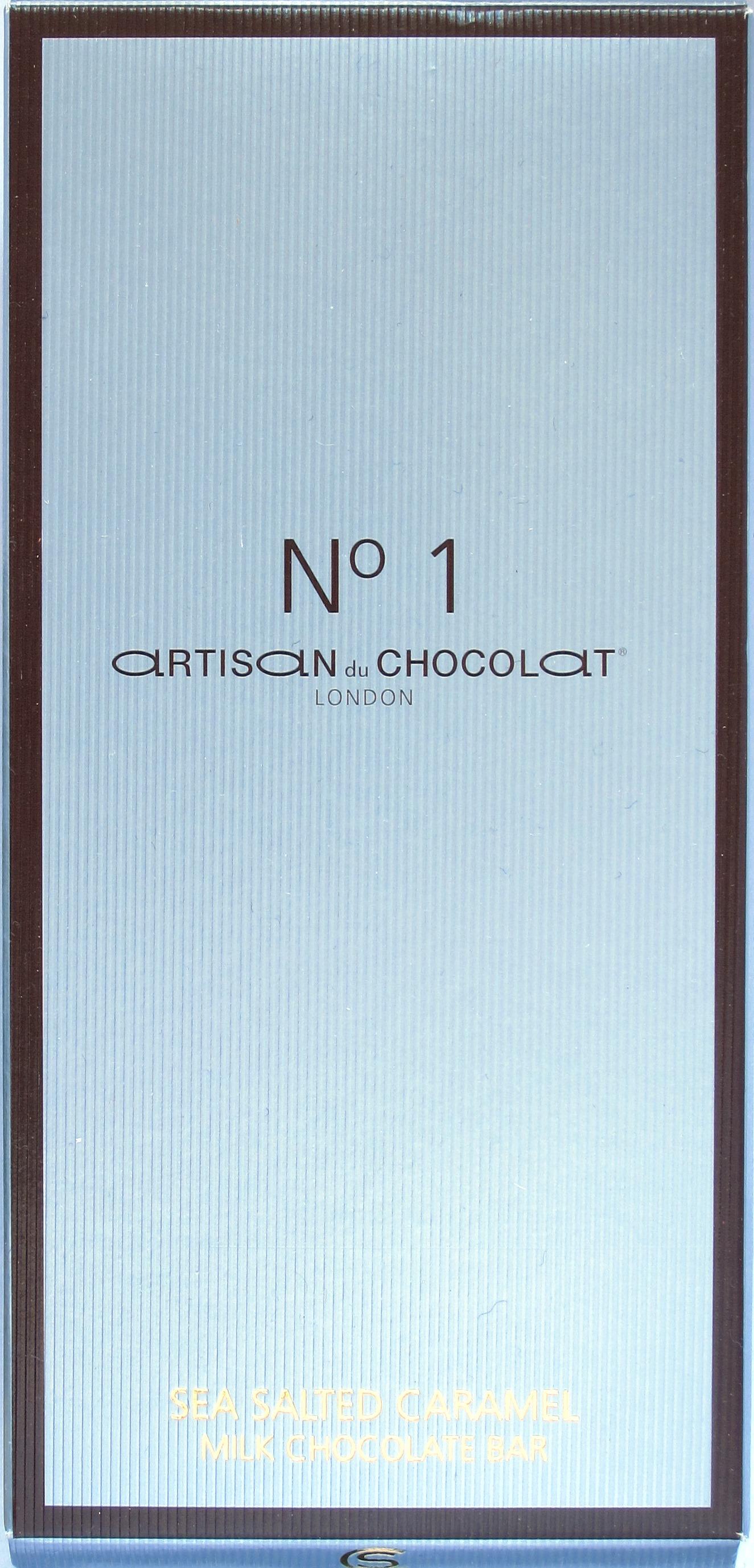 Artisan Seesalz Milchschokolade