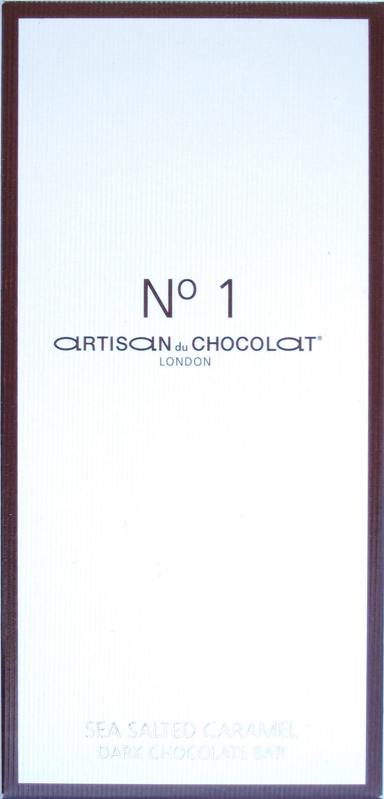 Artisan du Chocolat 70% Karamellsalzschokolade