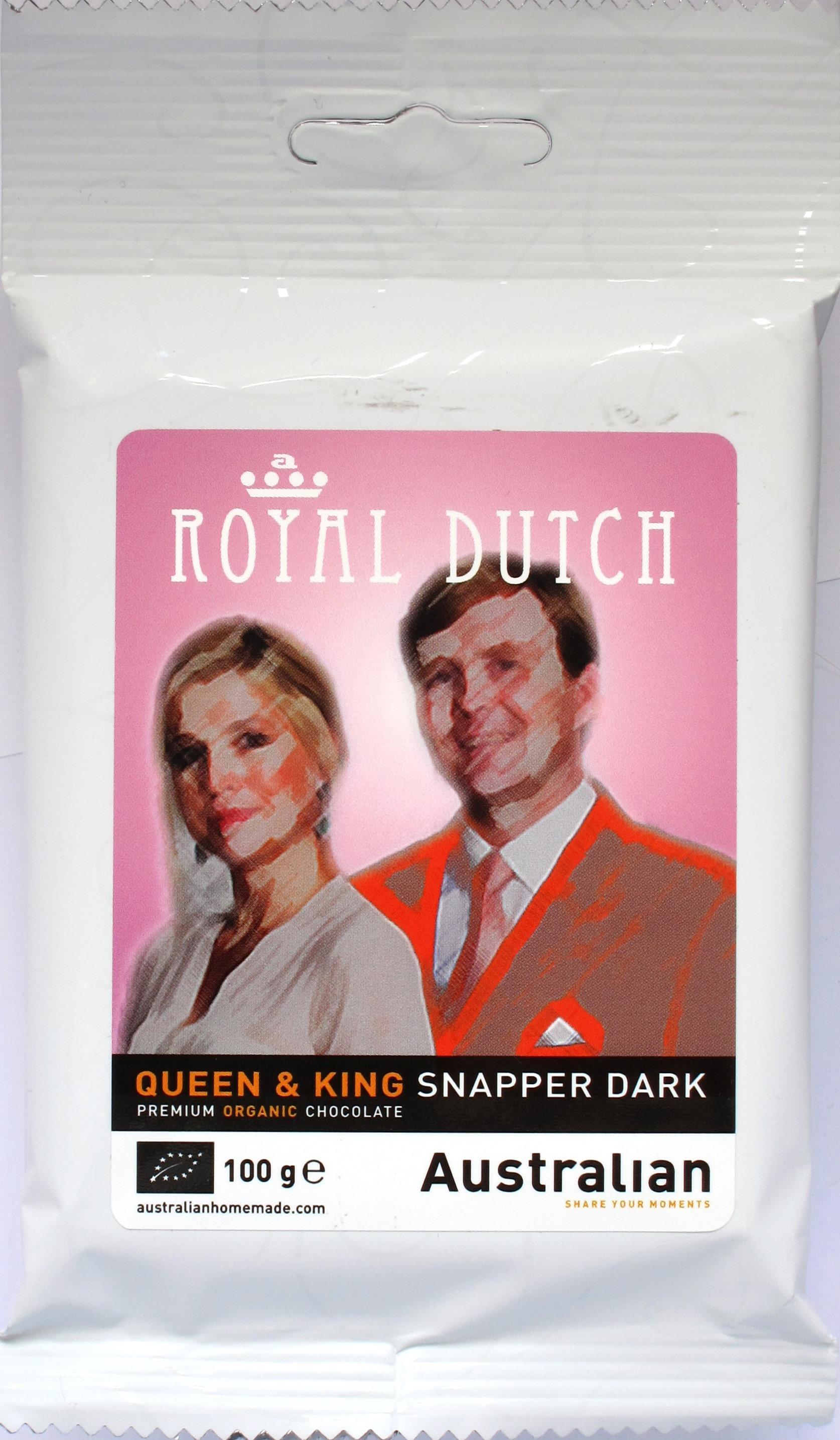 Australian Homemade Royal Dutch 73% Schokolade