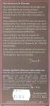 "Benoit Nihant 74%-Schokolade ""Cuyagua Village"" / Rückseite"