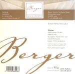 """Berger-Schokolade """"Edelbitter 70%"""" (Rückseite)"""
