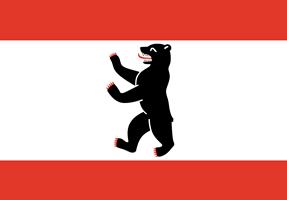 Berlin-Flagge