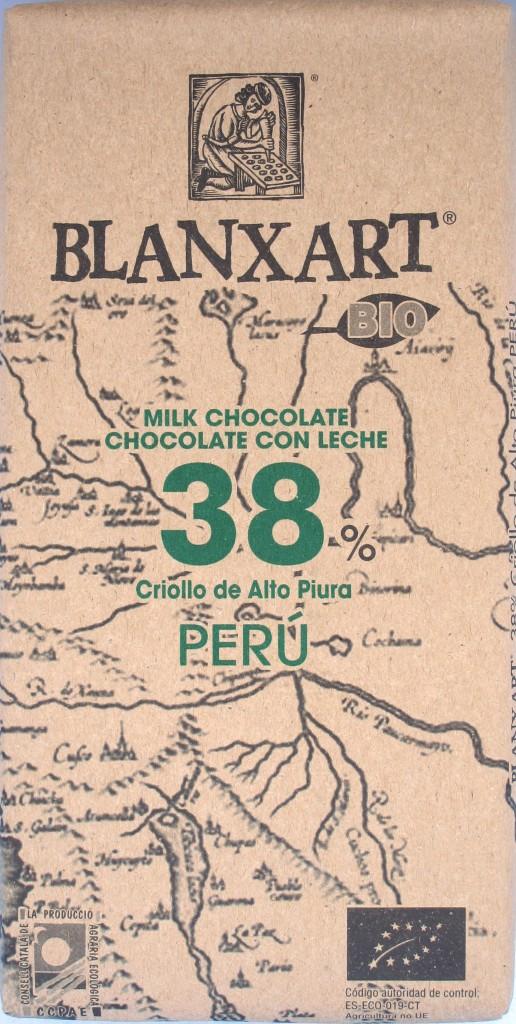 Umschlag Blanxart 38% Peru