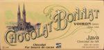 Chocolat Bonnat Lait 65% 100g