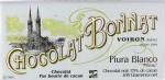 Bonnat Bitterschokolade 'Piura Blanco', Cover