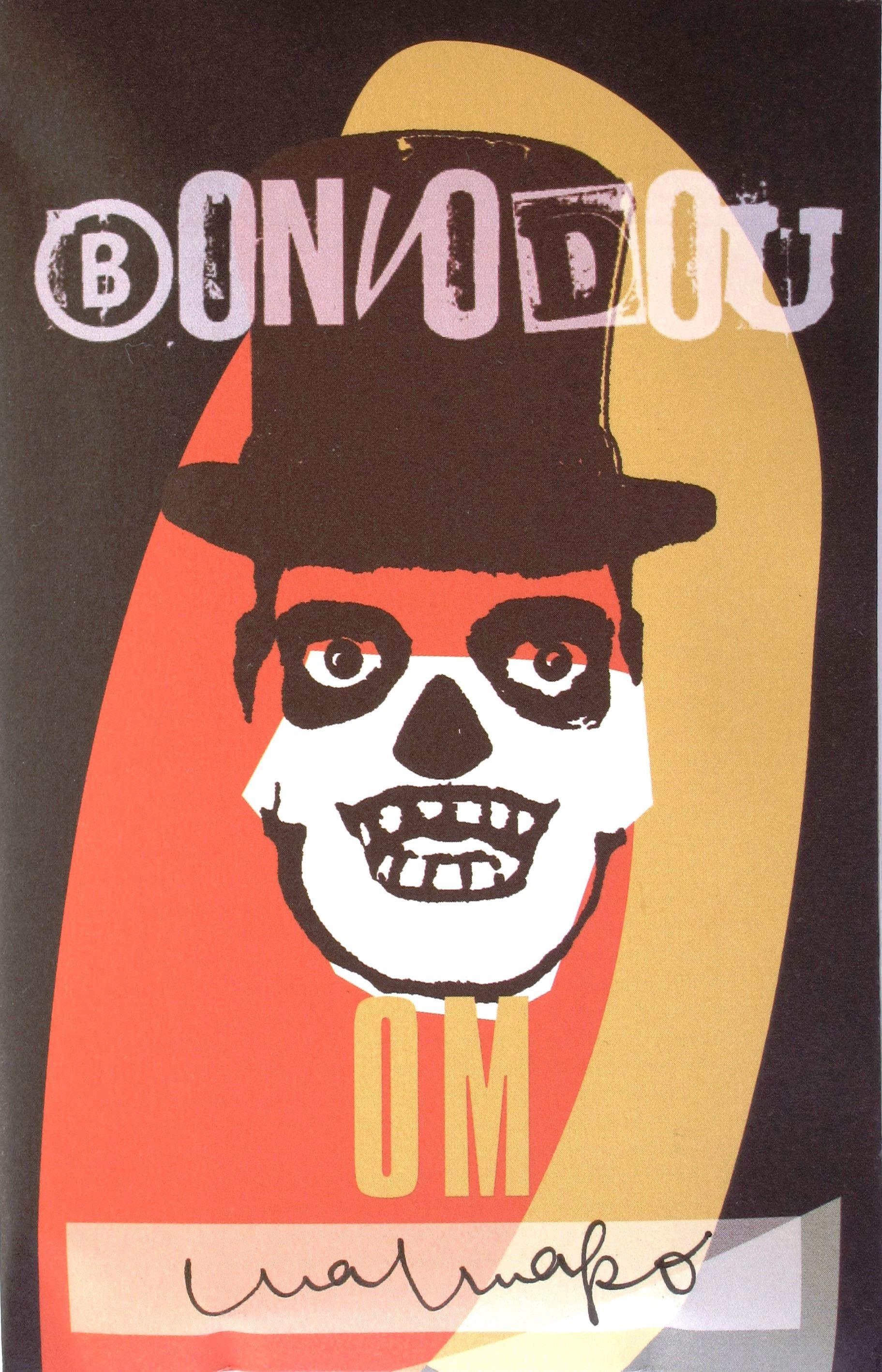 Packung Bonvodou 75%-Mamako-Schokolade