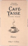 """Café-Tasse Weiße Schokolade """"Blanc"""""""