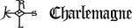 Charlemagne Schokolade Logo