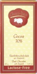 Tafel Chocolina 70%