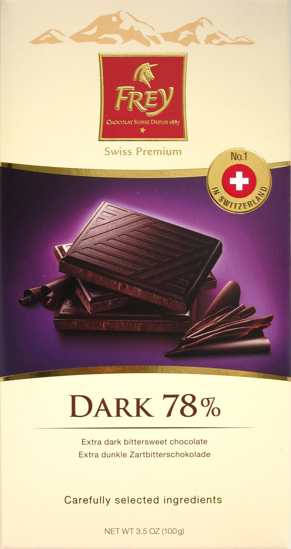 Frey Dunkle Schokolade 78%