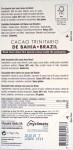Stella 'Cacao Trinitario Brazil', Rückseite