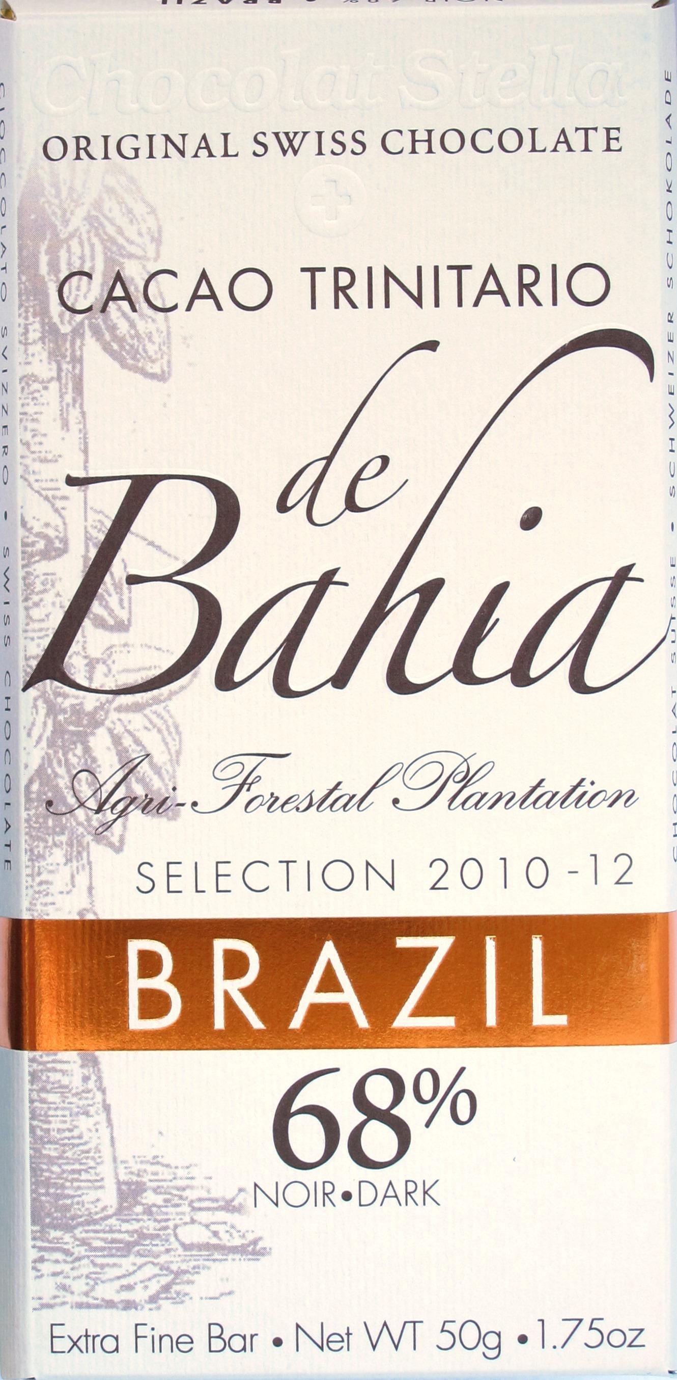 Stella 'Cacao Trinitario Brazil'