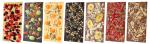 Sieben Chocri-Tafeln