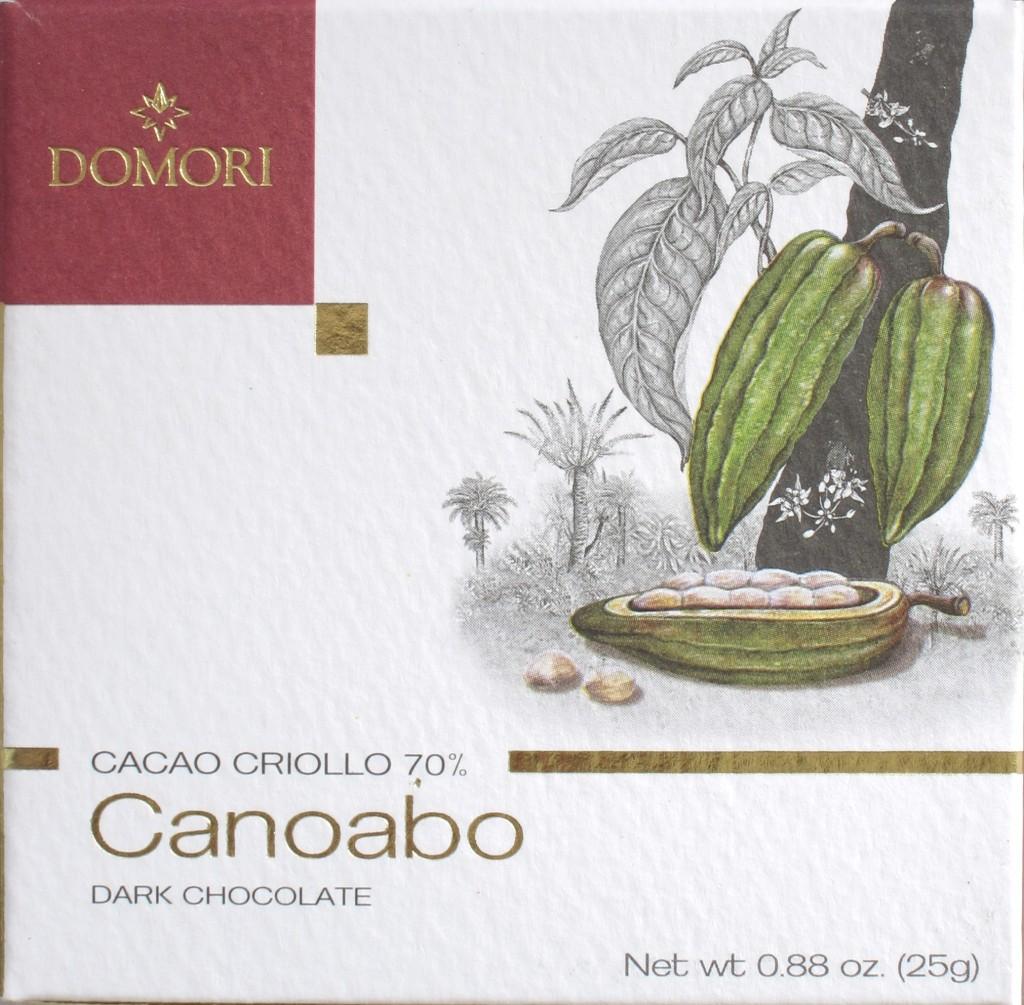 Domori Canoabo