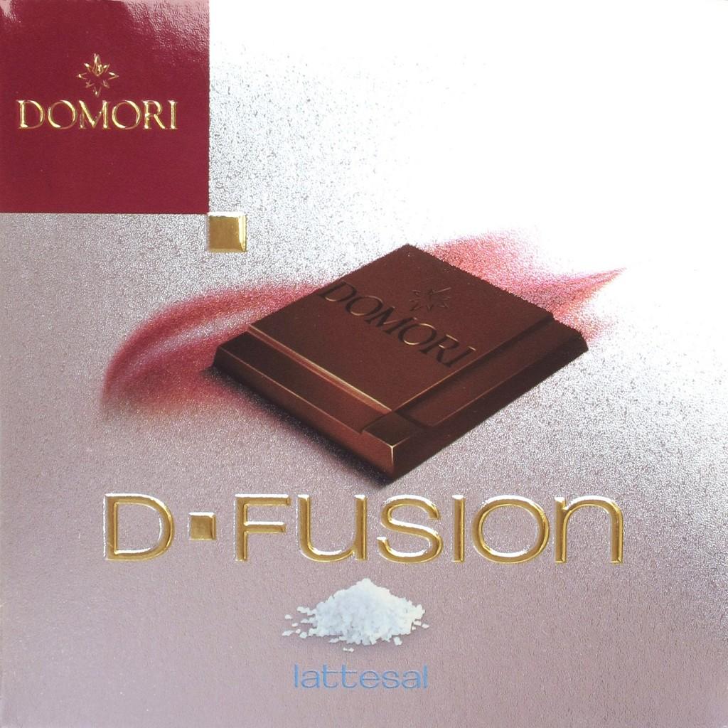 Domori D-Fusion Lattesal: Front
