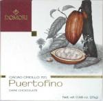 Domori Puertofino, Vorderseite