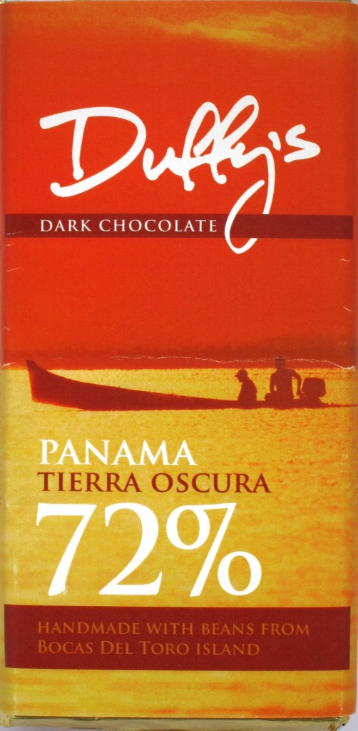 Duffy's Red Star Tierra Oscura 72%, Vorderseite