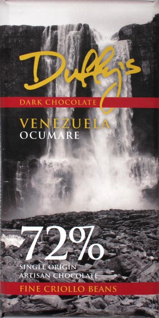 Tafel, Duffy's Venezuela Ocumare, 72%