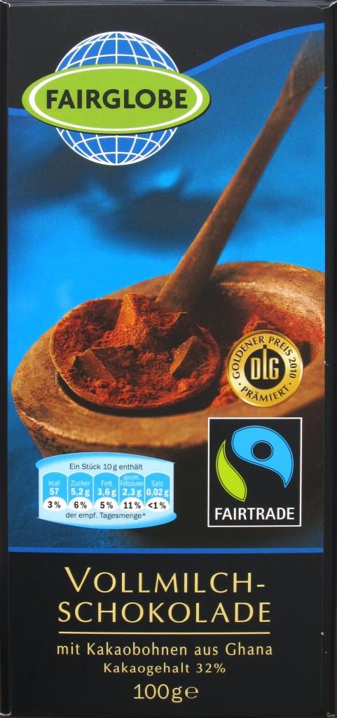 LIDL Fairtrade-Schokolade