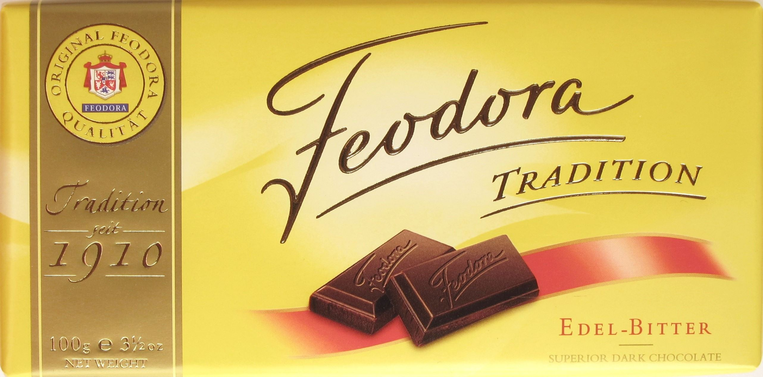 Feodora Tradition Edel-Bitter-Chocolade