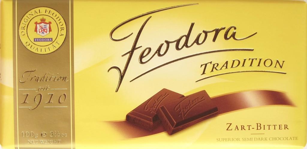 Feodora Zart-Bitter-Chocolade, 55%
