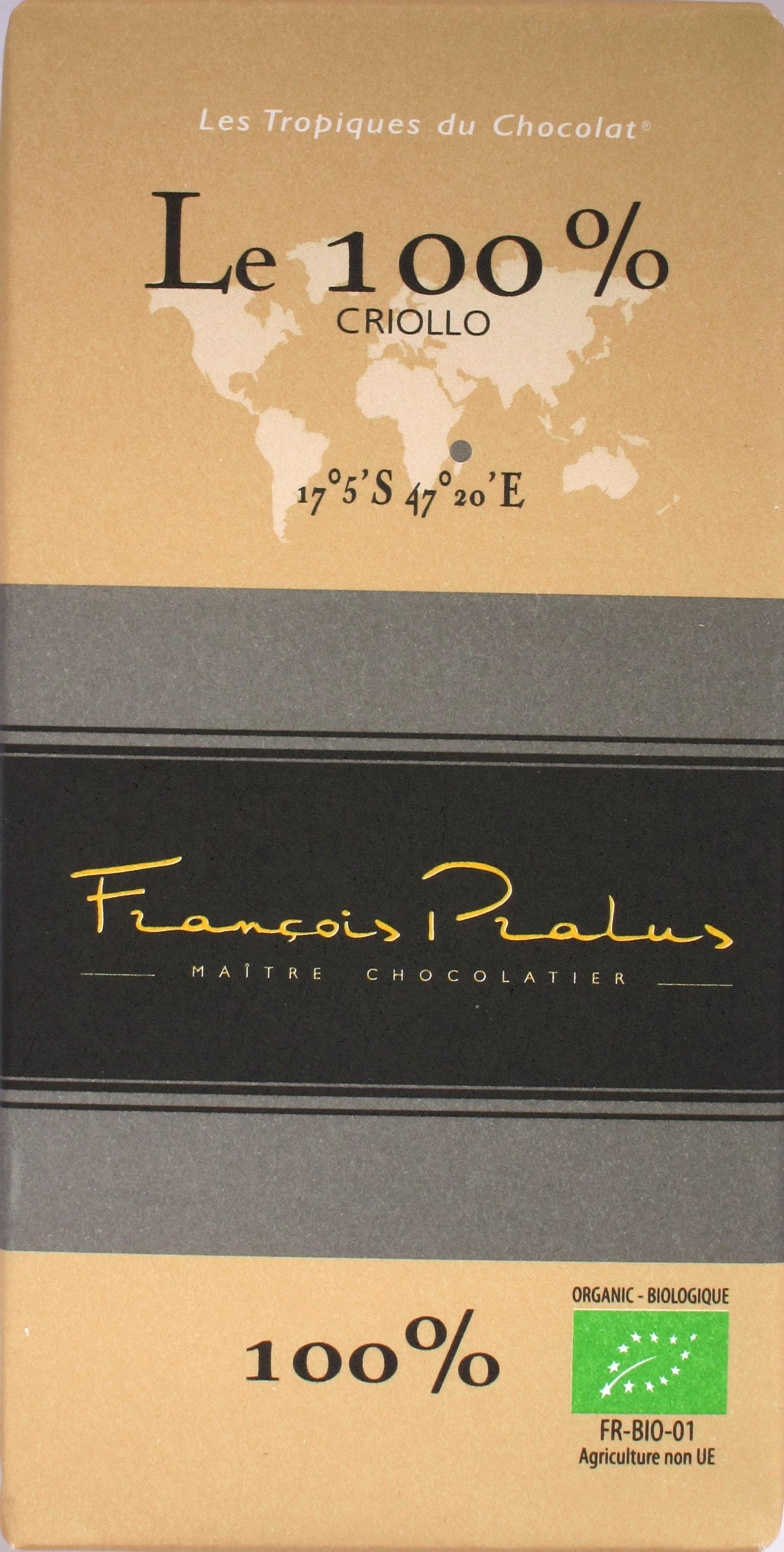 Francois Pralus Le 100%