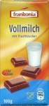 Frankonia 34%-Milchschokolade mit Fruktose
