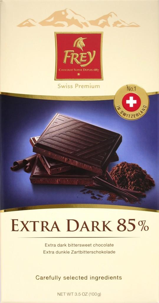 Frey Dunkle Schokolade 85%