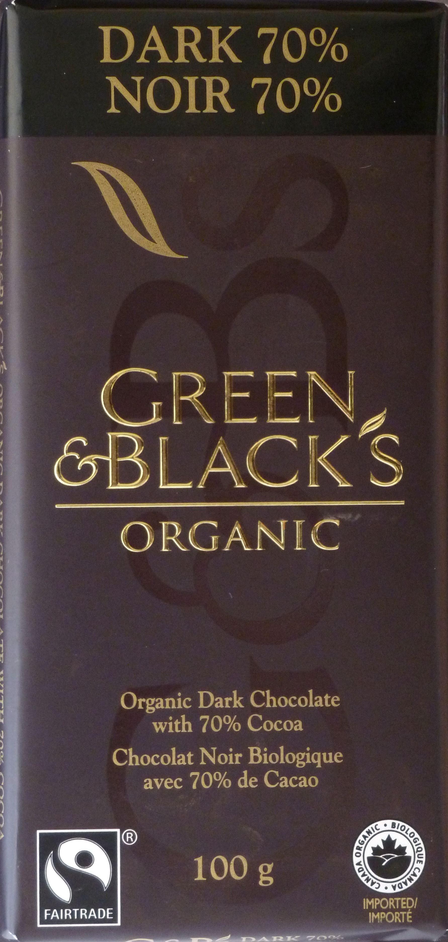 Green & Black's Zartbitter