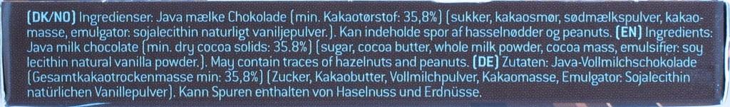 """Seitenansicht: Konnerup """"Milk Chocolate"""""""