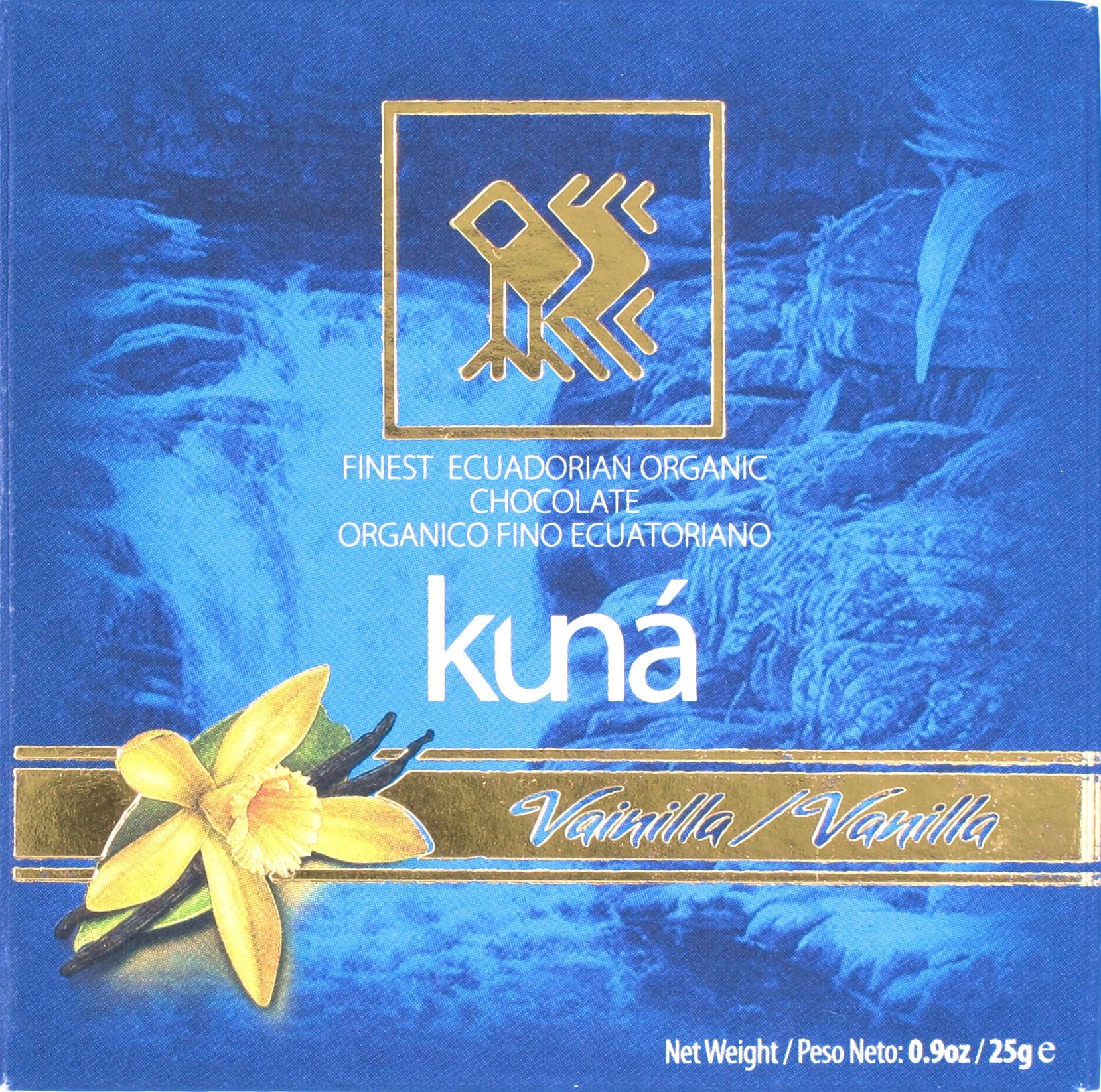 Kuna Ecuador-Schokolade 71%
