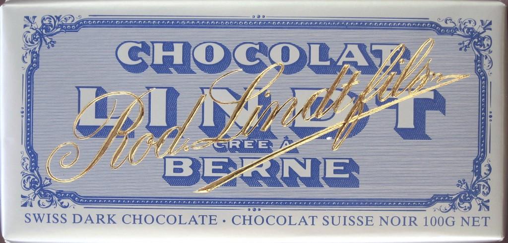 Lindt Schweizer Dunkle Schokolade