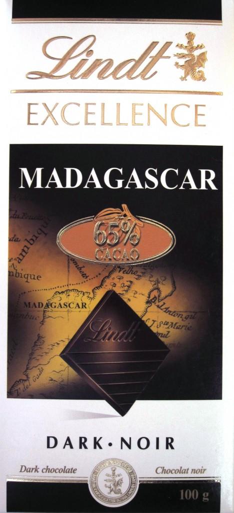 Lindt Madagascar, 65%