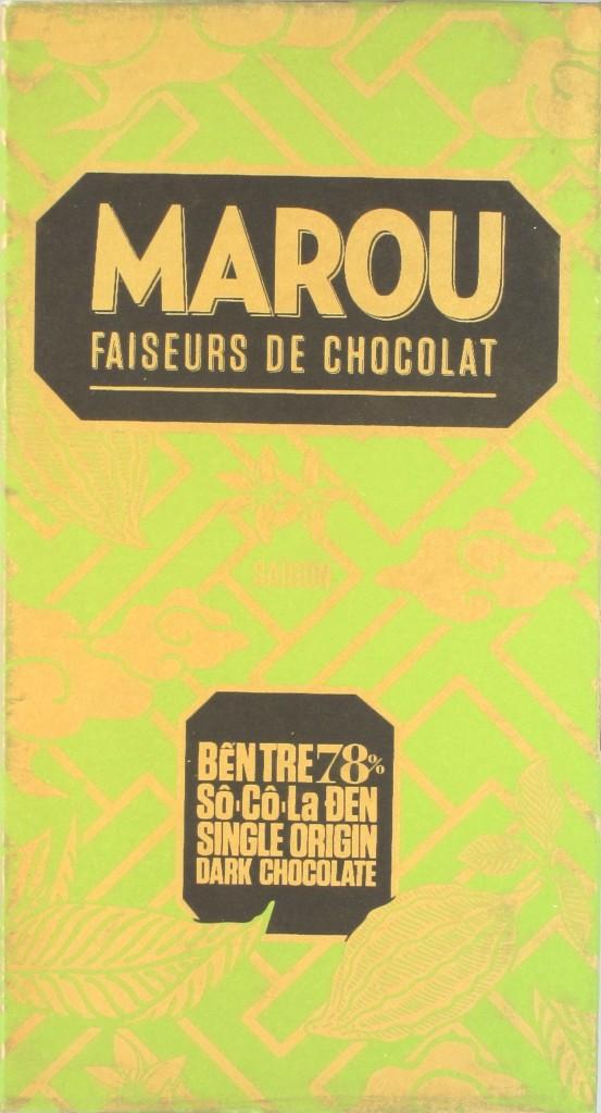 Marou Ben Tre 78% - Vietnam-Schokolade
