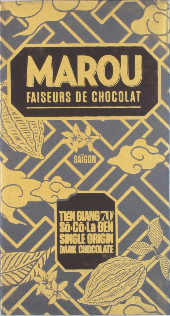 Vietnam-Schokolade Marou Tien Giang, 70%