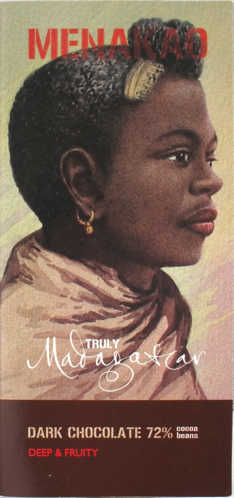 Menakao-Schokolade Madagaskar 72%