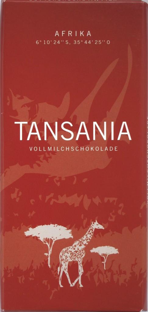 Meybona Tansania Schokolade