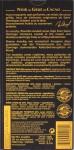Cluizel 60%-Bitterschokolade mit Nibs - Rückseite